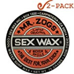 Mr. Zogs Original Sexwax - Cool Water...