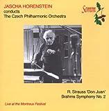 Brahms: Symphony 2; Strauss, R: Don Juan