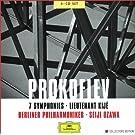 Prokofiev: 7 Symphonies; Lieutenant Kij� (4 CD's)