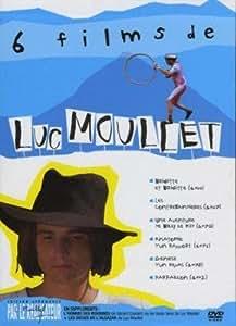 6 Films de Luc Moullet (Brigitte et Brigitte / Les Contrebandières / Une aventure de Billy Le Kid /  Anatomie d'un rapport / Genèse d'un repas / Parpaillon) [Coffret 4 DVD]