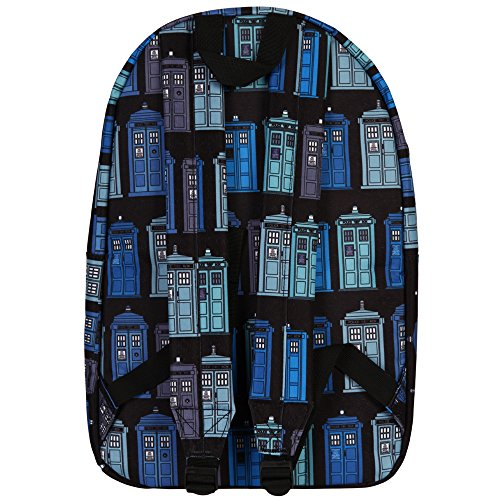 Doctor Who Tardis Line Up Backpack