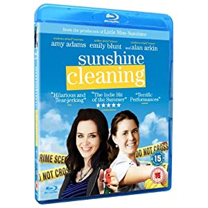 Sunshine Cleaning [Blu-ray] [Import anglais]