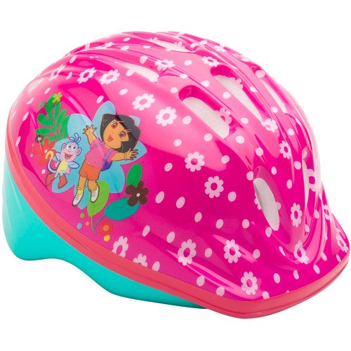 Toddler Bicycle Helmet W/ Disney Princess Graphics Includes A Bonus Bell front-896758