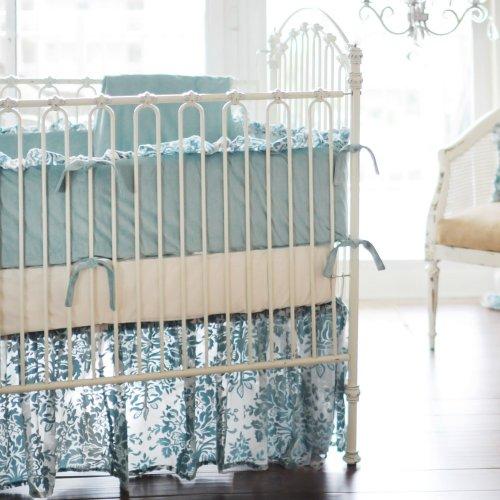 Target White Crib front-418726