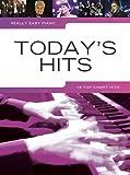 Really Easy Piano Today's Hits Piano Book