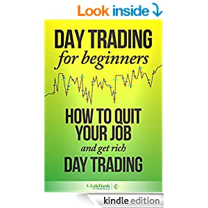 """Day Trading for Beginners"" Kindle eBook"