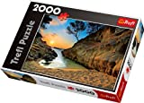 Trefl Puzzle Sunrise Costa Brava Spain (2000 Pieces)