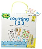 Chimp And Zee Counting 123 Puzzle