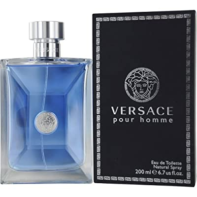 Versace Signature By Gianni Versace Eau-de-toilette Spray for Men, 6.70-Fluid Ounce
