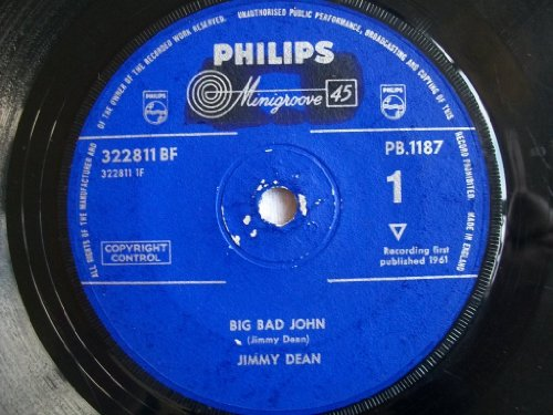 jimmy-dean-big-bad-john-7-vinyl
