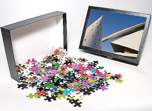 Photo Jigsaw Puzzle Of Palau De Les Arts