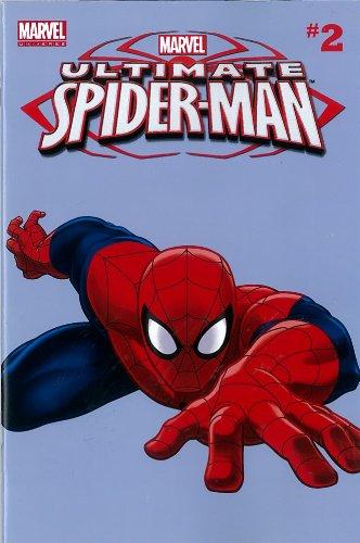 Marvel Universe Ultimate Spider-Man - Comic Reader 2 (Marvel Comic Readers)