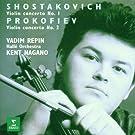 Concerto Pour Violon N�1 Op.99, Concerto Pour Violon N�2 Op.63