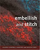 img - for Embellish and Stitch book / textbook / text book