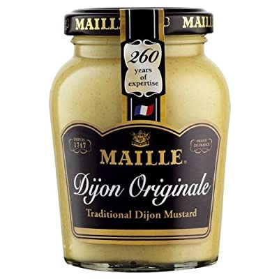 Maille Dijon Originale Traditional Dijon Mustard -- 7.5 oz (pack of 2) by Maille