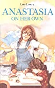 Anastasia on Her Own by Lois Lowry cover image