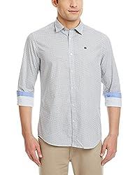 Blackberrys Men's Casual Shirt (8907196547864_MSPTX09BLBN20BTQ_44_Black)