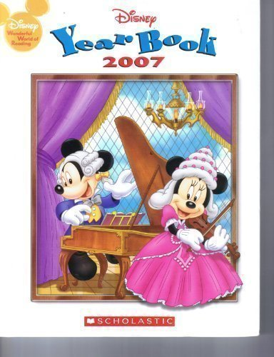 Disney Yearbook 2007 (Jenson Online Inc compare prices)
