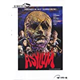 Asylum (1972) ( House of Crazies )by Peter Cushing