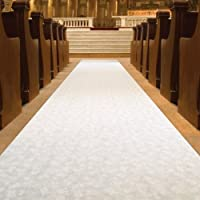 Beistle 53026 Elite Collection Aisle Runner, 3-Feet by 100-Feet by The Beistle Company