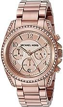 Comprar Michael Kors - Reloj cronógrafo de cuarzo para mujer