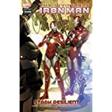 Invincible Iron Man 6: Stark Resilient - Book 2par Matt Fraction