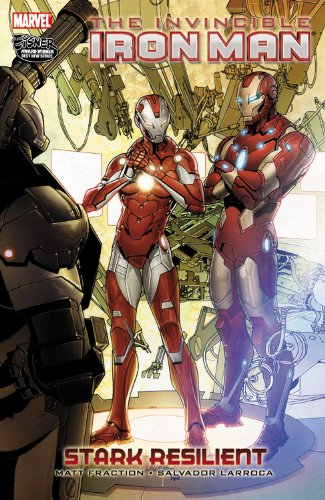 Invincible Iron Man, Vol. 6: Stark Resilient, Book 2 front-588110