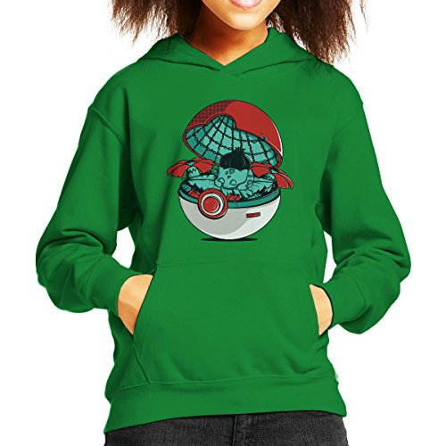 Green-Pokehouse-Bulbasaur-Pokemon-Kids-Hooded-Sweatshirt