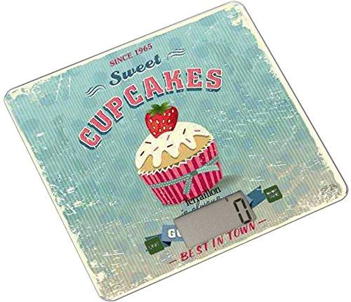 TERRAILLON - Balances culinaire GOOD CUPCAKE -