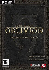 The elder scrolls IV : Oblivion - édition jeu de l'année