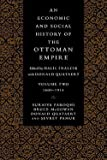 img - for An Economic and Social History of the Ottoman Empire (Paperback)--by Suraiya Faroqhi [1997 Edition] book / textbook / text book
