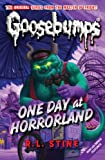 img - for One Day in Horrorland (Classic Goosebumps) book / textbook / text book