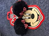 Disney Minnie Mouse Plush Ears Hairclips 2-Pc.