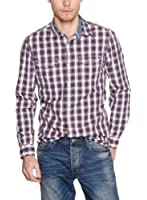 s.Oliver - Chemise casual - Col chemise classique - Manches longues Homme