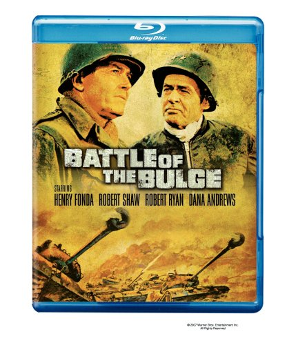 Cover art for  Battle of the Bulge [Blu-ray]