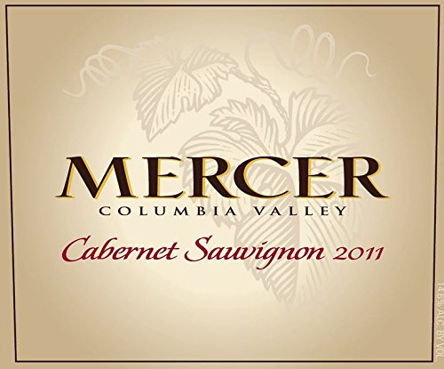 2011 Mercer Estates Columbia Valley Cabernet Sauvignon 750 Ml