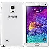 Samsung Galaxy Note 4 H�lle - Silikonh�lle Case Schutzh�lle f�r Galaxy Note 4 (Transparent)