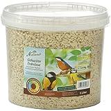 Dehner Natura gehackte Erdnusskerne im Eimer, 5 l (3.4 kg)