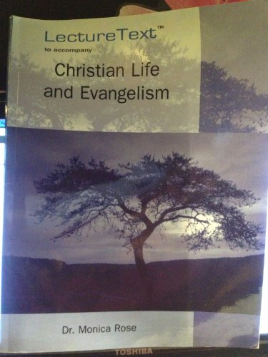 Christian Life and Evangelism