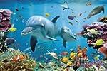 Underwater Dolphin Fantasy Tropical D...
