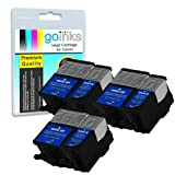 3 Compatible Sets of Black & Colour Printer Ink Cartridges to replace Kodak 30 XL (6 Inks) for Kodak ESP 1.2, 3.2, 3.2S, C110, C310, C315, Office 2170, 2170 & Hero 3.1, 5.1