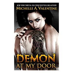 Demon at My Door (The Collectors Book 1)