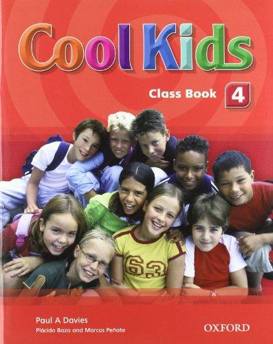 Cool Kids 4: Class Book