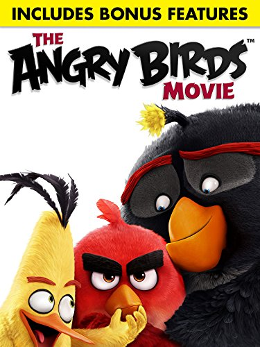 The Angry Birds Movie (Plus Bonus Features)