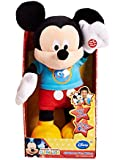 Disney Hot Diggity Dog Mickey Plush