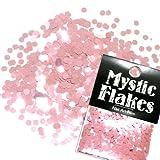 MysticFlakes メタリックLtピンク ヘキサゴン2.5mm 0.5g