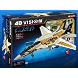 4D Vision F-14A Tom Cat Fighter Jet Model