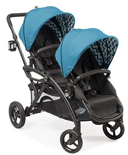 Contours-Options-Elite-Tandem-Stroller-Laguna
