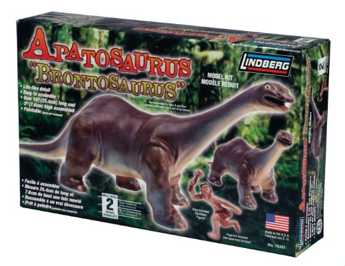 Lindberg Brontosaurus Model Kit
