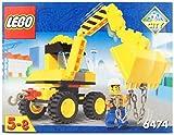 LEGO City 6474 - Excavadora